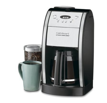 Cuisinart DGB-550BKP1 Grind & Brew Coffee Maker
