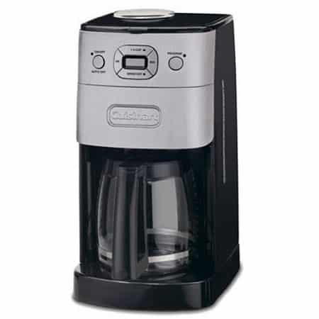 Cuisinart DGB-625BC Grind-and-Brew Coffeemaker