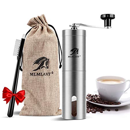 MLMLANT Manual Coffee Grinder