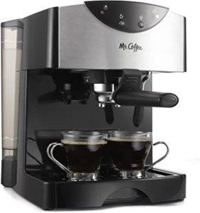 Mr. Coffee Automatic Dual Shot