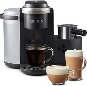 Keurig dual coffee maker