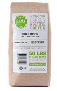 Tiny Footprint Coffee Beans