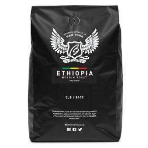 Browny Ethiopia Yirgacheffe Roasted Coffee