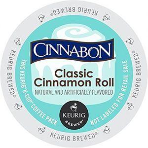 Cinnabon Classic Cinnamon Roll