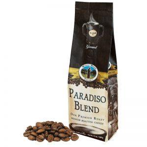 Mystic Monk Coffee Paradiso Blend