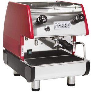 La Pavoni PUB 1V-R 1 Group Volumetric Espresso Machine