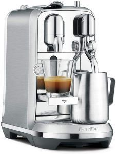 Breville Nespresso Creatista Plus Espresso Machine