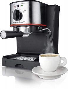Hamilton Beach Espresso Latte Maker
