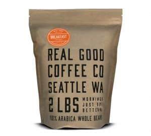 Real Good Coffee Company Whole Bean