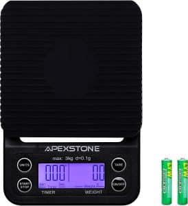 Apexstone Coffee Scale
