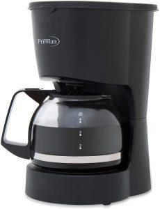 Premium 4 Cup Coffee Maker
