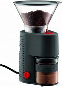 Bodum Bistro Burr Coffee Grinder Review