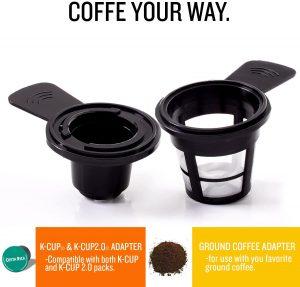 Bella Dual Brew Coffee Maker