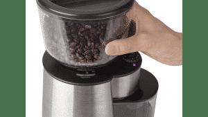 Mr coffee burr grinder